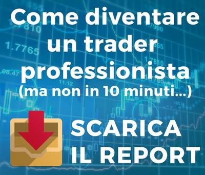 Diventare trader professionista