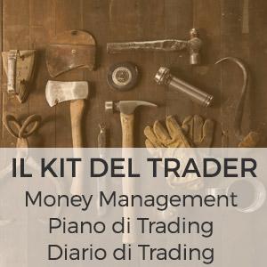 Money Management, piano di trading e diario di trading