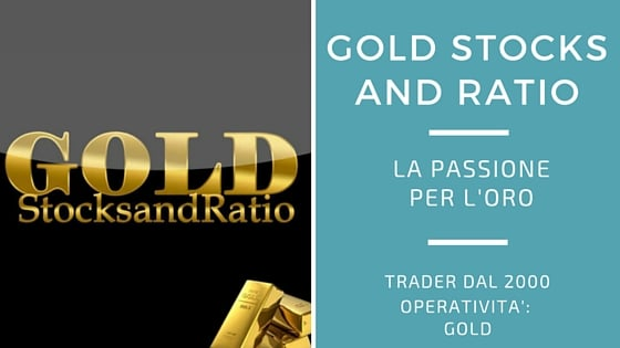 Gold Stocks and Ratio
