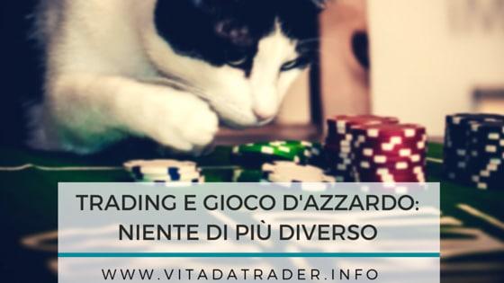 trading e gambling