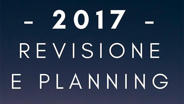come fare trading: planning 2017