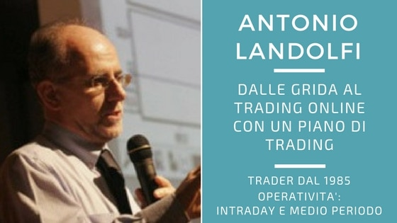 Antonio Landolfi trading online
