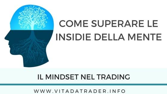 L'importanza del mindset nel trading