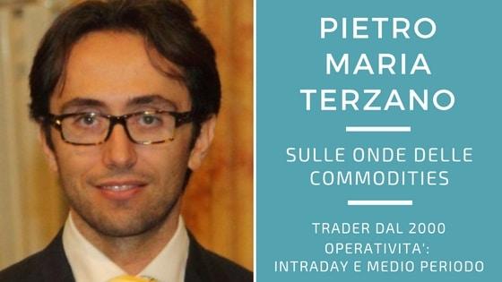 Pietro Maria Terzano, da broker a cercatore di trader con Savius