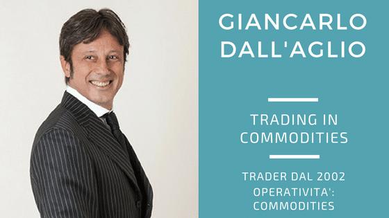 Commodity Trading: Giancarlo Dall'Aglio