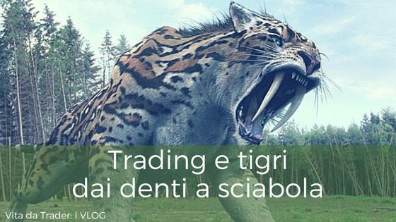 Trading e cervello primitivo – videotip di psicologia del trading