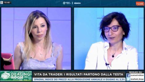 Intervista di Annabella D'Amico a Le Fonti TV