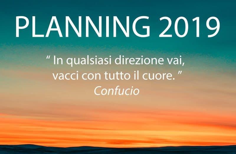 Prendi il controllo: come pianificare il nuovo anno di trading